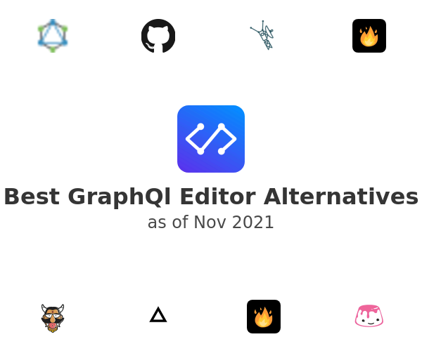 Best GraphQl Editor Alternatives