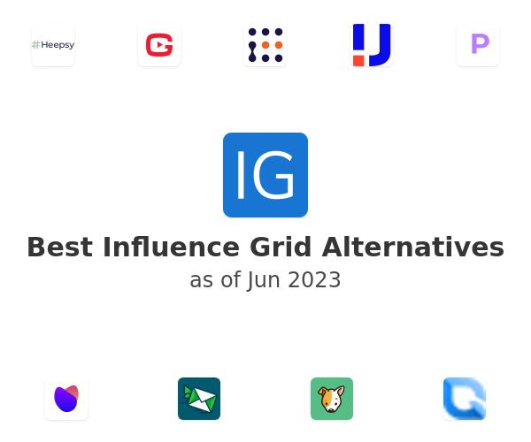Best Influence Grid Alternatives