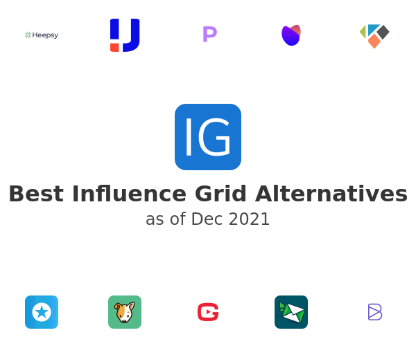 Best Influence Grid Alternatives