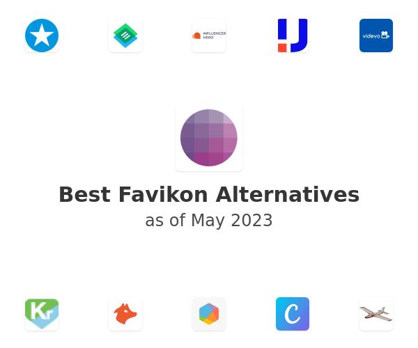 Best Favikon Alternatives