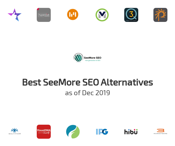Best SeeMore SEO Alternatives