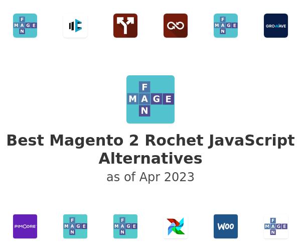 Best Magento 2 Rochet JavaScript Alternatives
