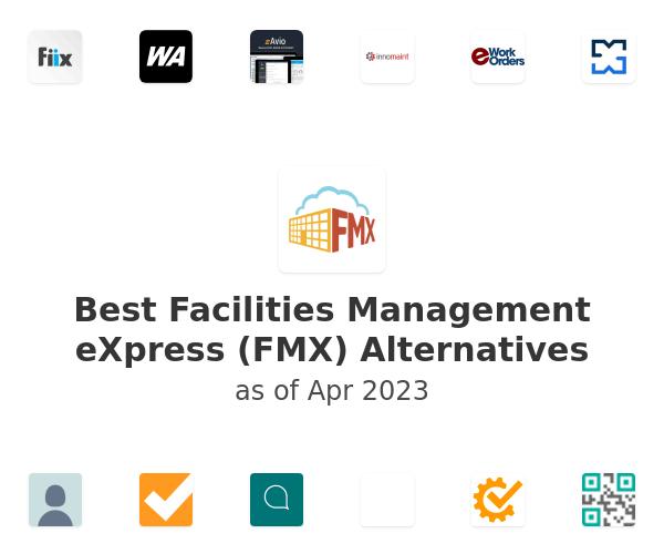 Best Facilities Management eXpress (FMX) Alternatives
