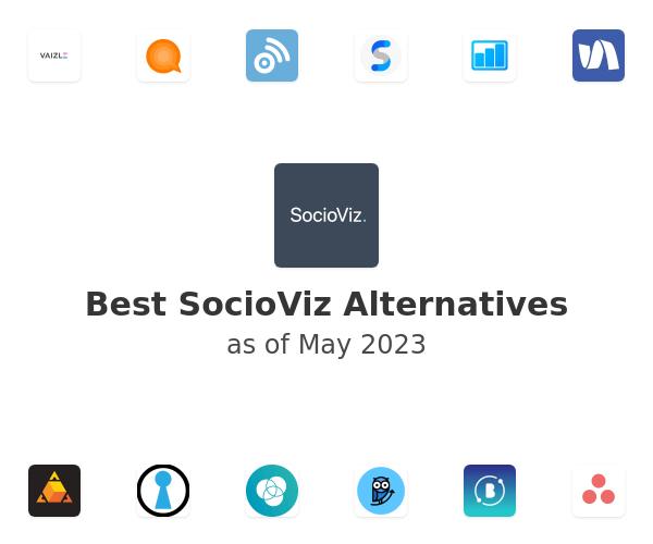 Best SocioViz Alternatives