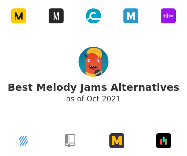 Best Melody Jams Alternatives
