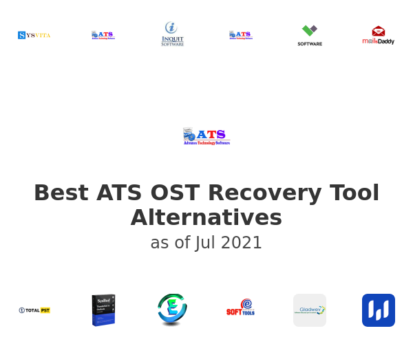 Best ATS OST Recovery Tool Alternatives