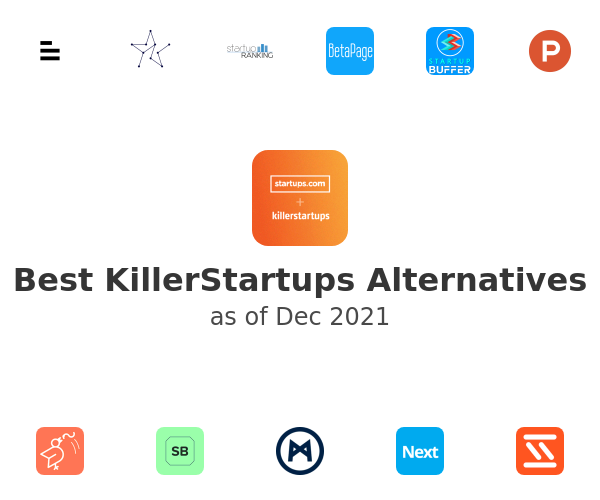 Best KillerStartups Alternatives