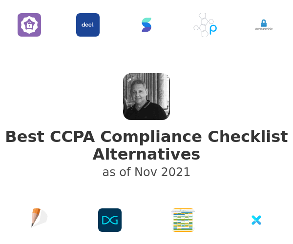 Best CCPA Compliance Checklist Alternatives