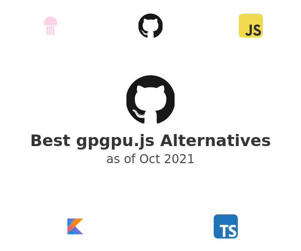 Best gpgpu.js Alternatives