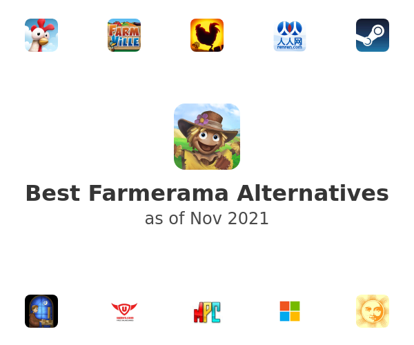 Best Farmerama Alternatives
