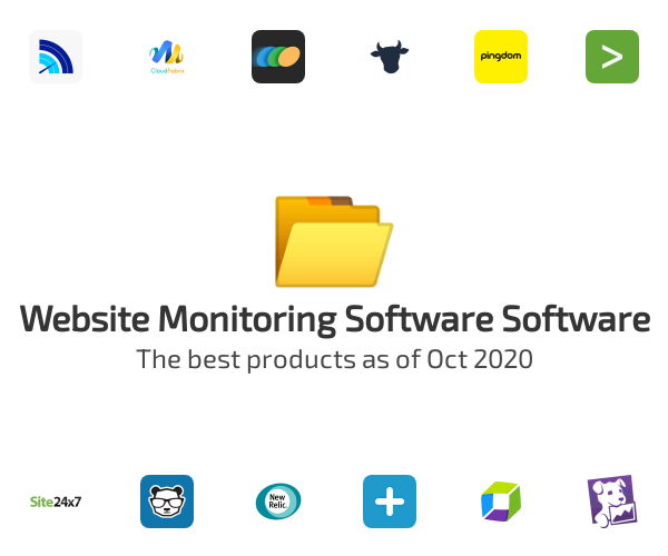 Website Monitoring Software Software