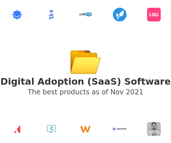 Digital Adoption (SaaS) Software
