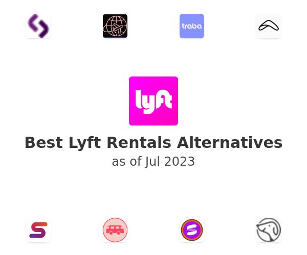 Best Lyft Rentals Alternatives
