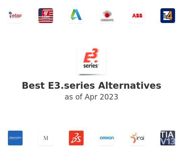 Best E3.series Alternatives