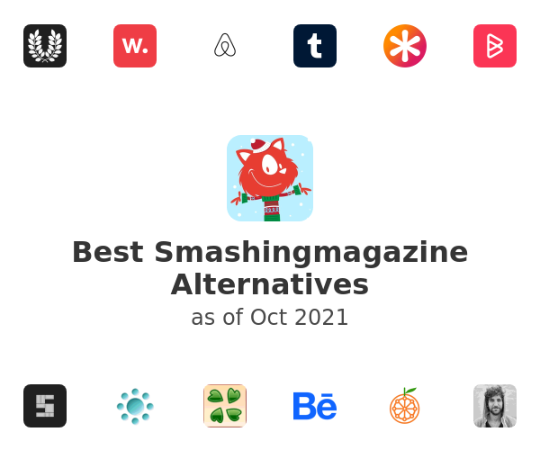 Best Smashingmagazine Alternatives