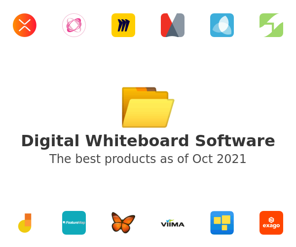 Digital Whiteboard Software