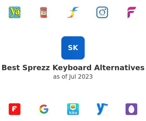 Best Sprezz Keyboard Alternatives