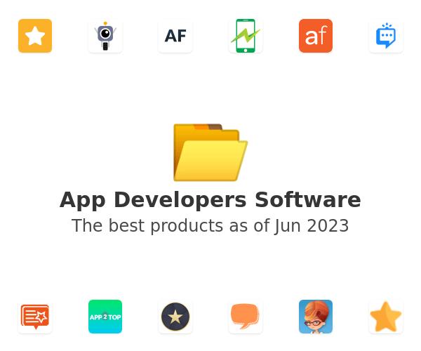 App Developers Software