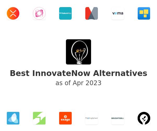 Best InnovateNow Alternatives