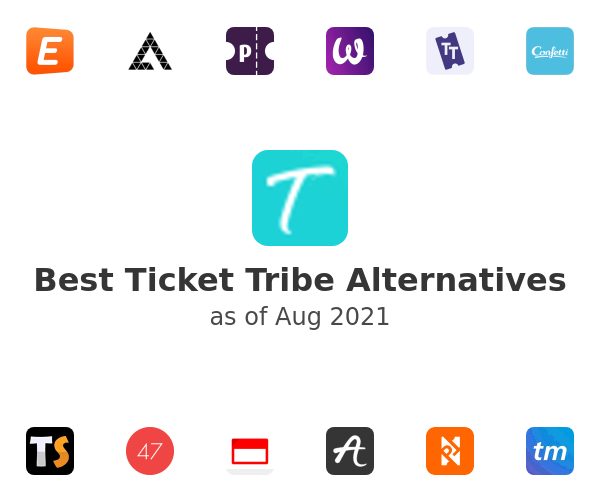 Best Ticket Tribe Alternatives