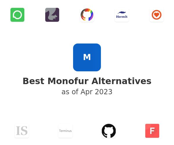 Best Monofur Alternatives