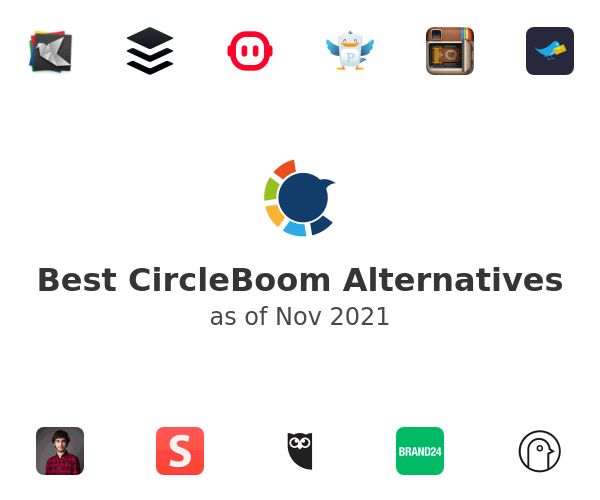 Best CircleBoom Alternatives