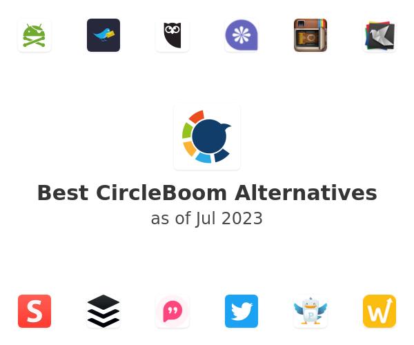 Best CircleBoom Alternatives