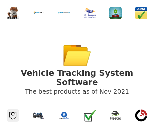 Vehicle Tracking System Software