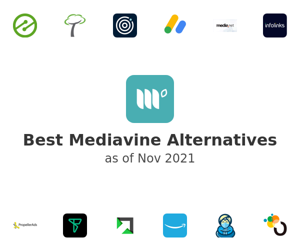 Best Mediavine Alternatives