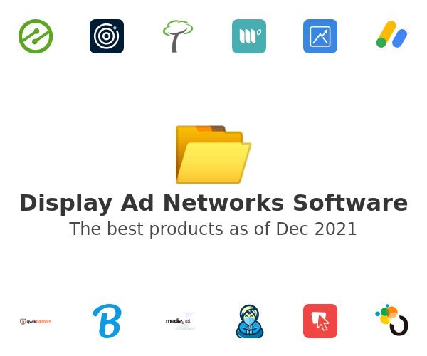 Display Ad Networks Software