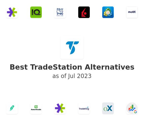 Best TradeStation Alternatives