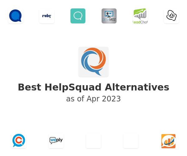 Best HelpSquad Alternatives