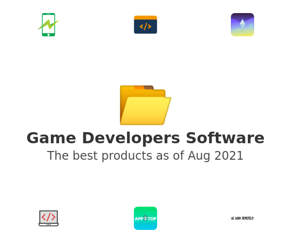 Game Developers Software