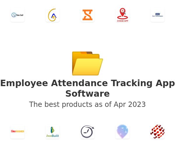 Employee Attendance Tracking App Software