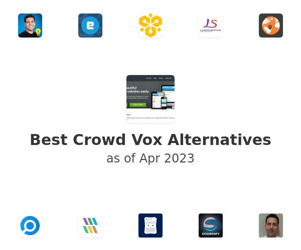 Best Crowd Vox Alternatives
