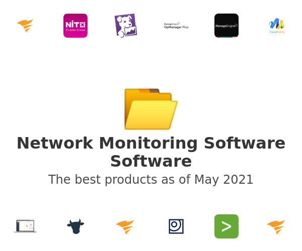 Network Monitoring Software Software