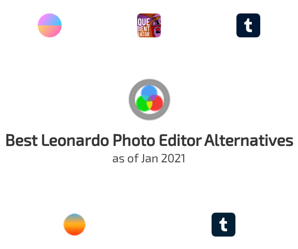 Best Leonardo Photo Editor Alternatives