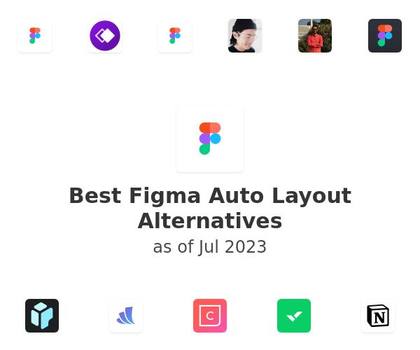 Best Figma Auto Layout Alternatives