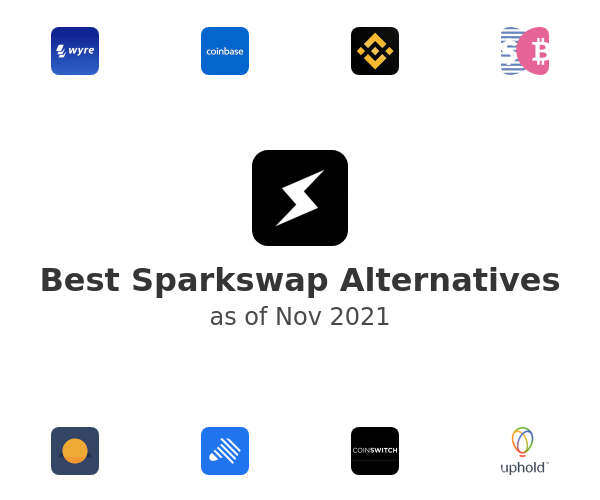 Best Sparkswap Alternatives