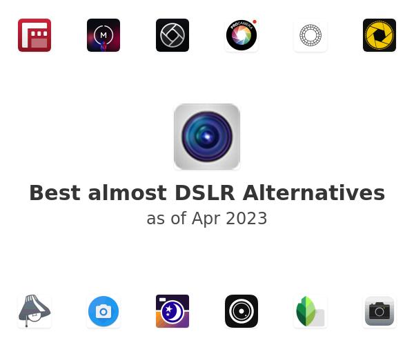 Best almost DSLR Alternatives
