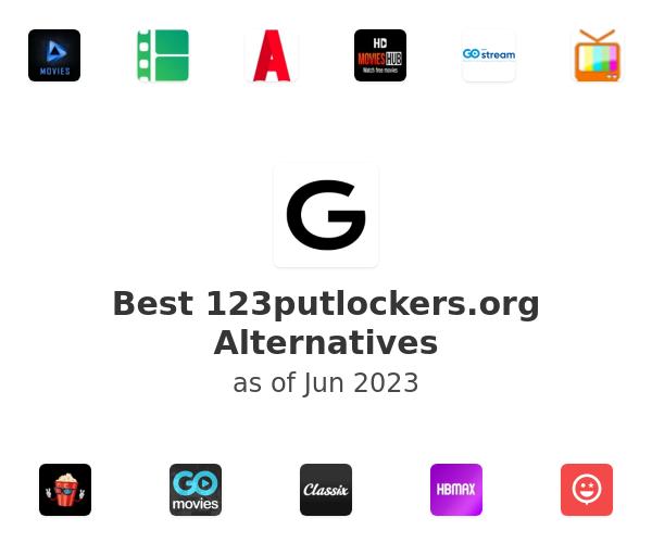 Best 123putlockers Alternatives