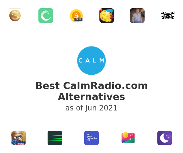 Best CalmRadio.com Alternatives