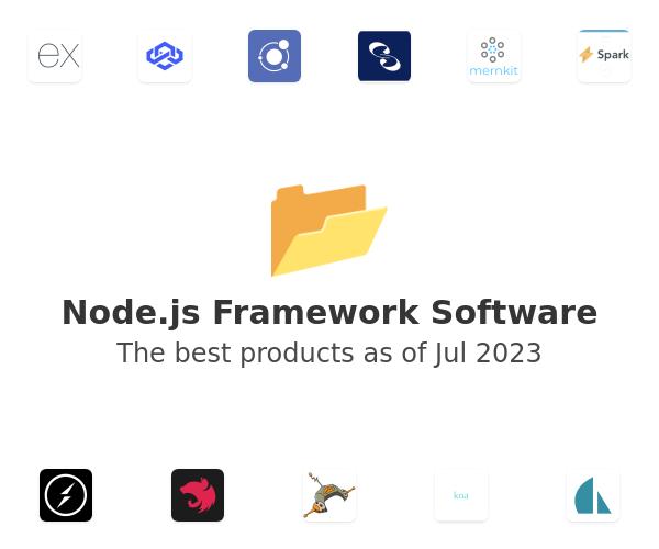 Node.js Framework Software