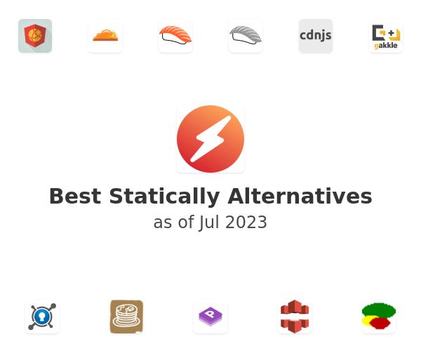Best Statically Alternatives