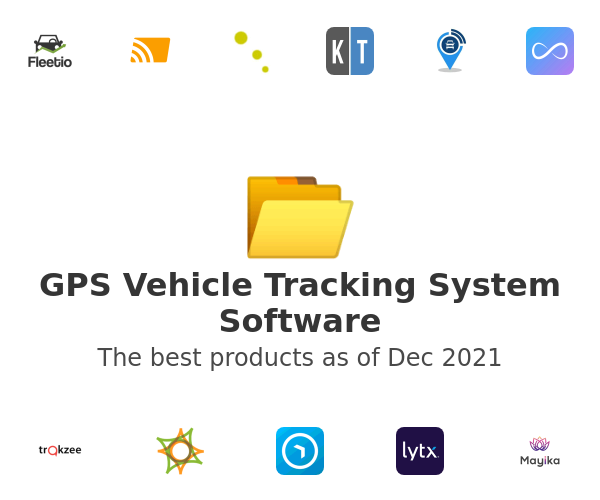 GPS Vehicle Tracking System Software