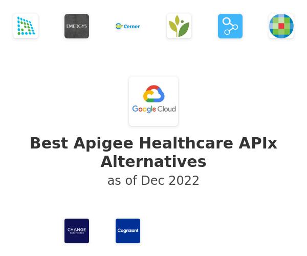 Best Apigee Healthcare APIx Alternatives