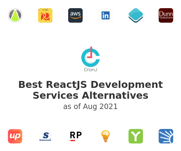 Best ReactJS Development Services Alternatives