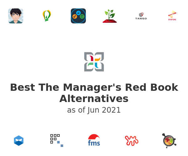 Best The Manager's Red Book Alternatives