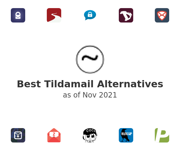 Best Tildamail Alternatives