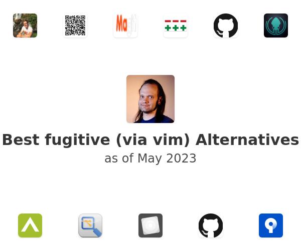 Best fugitive (via vim) Alternatives